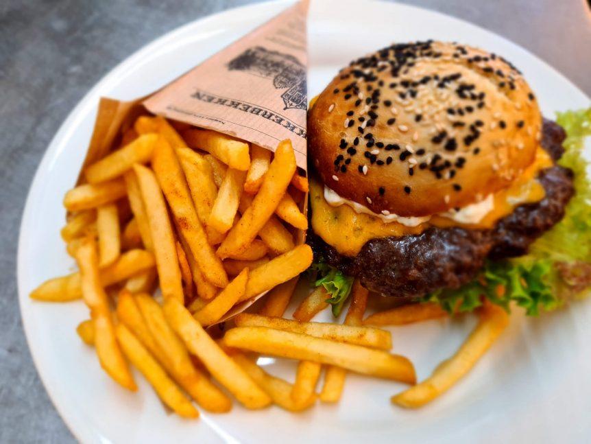 Restaurant Pfaffenhofen Burger Menu